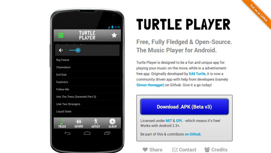 Turtle Player v2