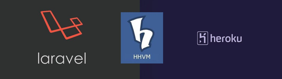 HHVM, Laravel & Heroku – The Killer Combination